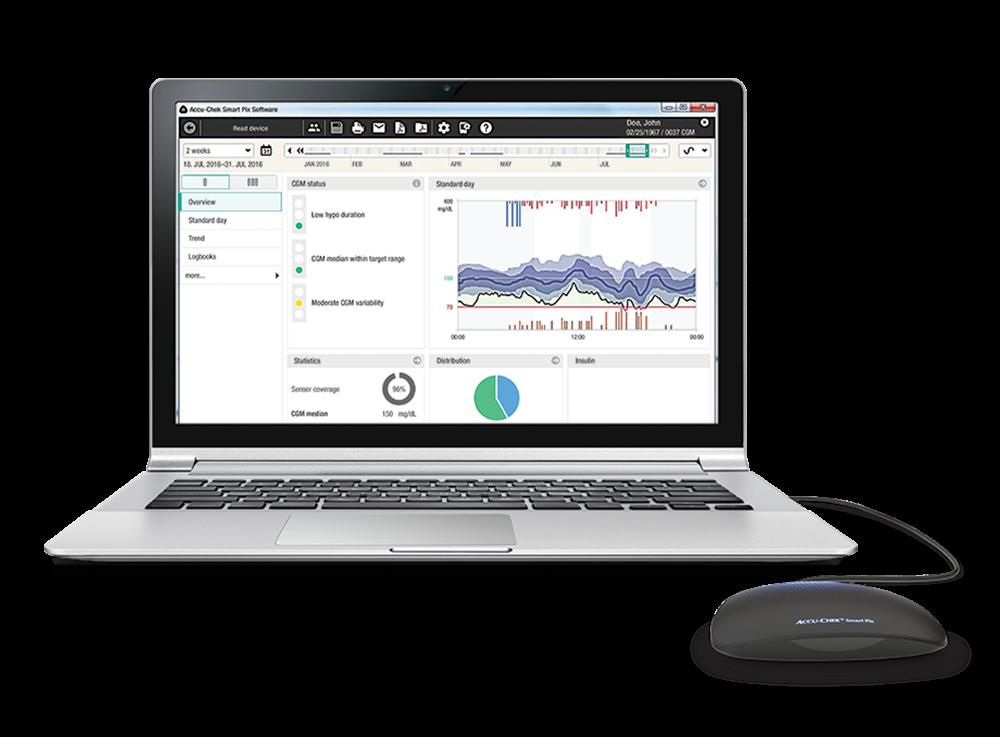 Accu-Chek® Smart Pix software