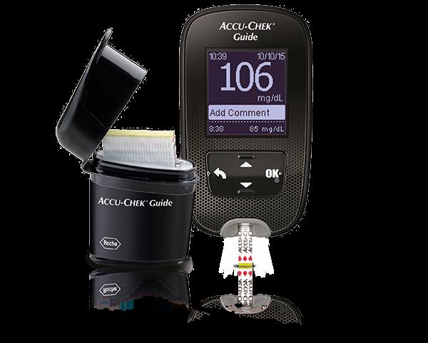 Accu-Chek® Guide BGM system