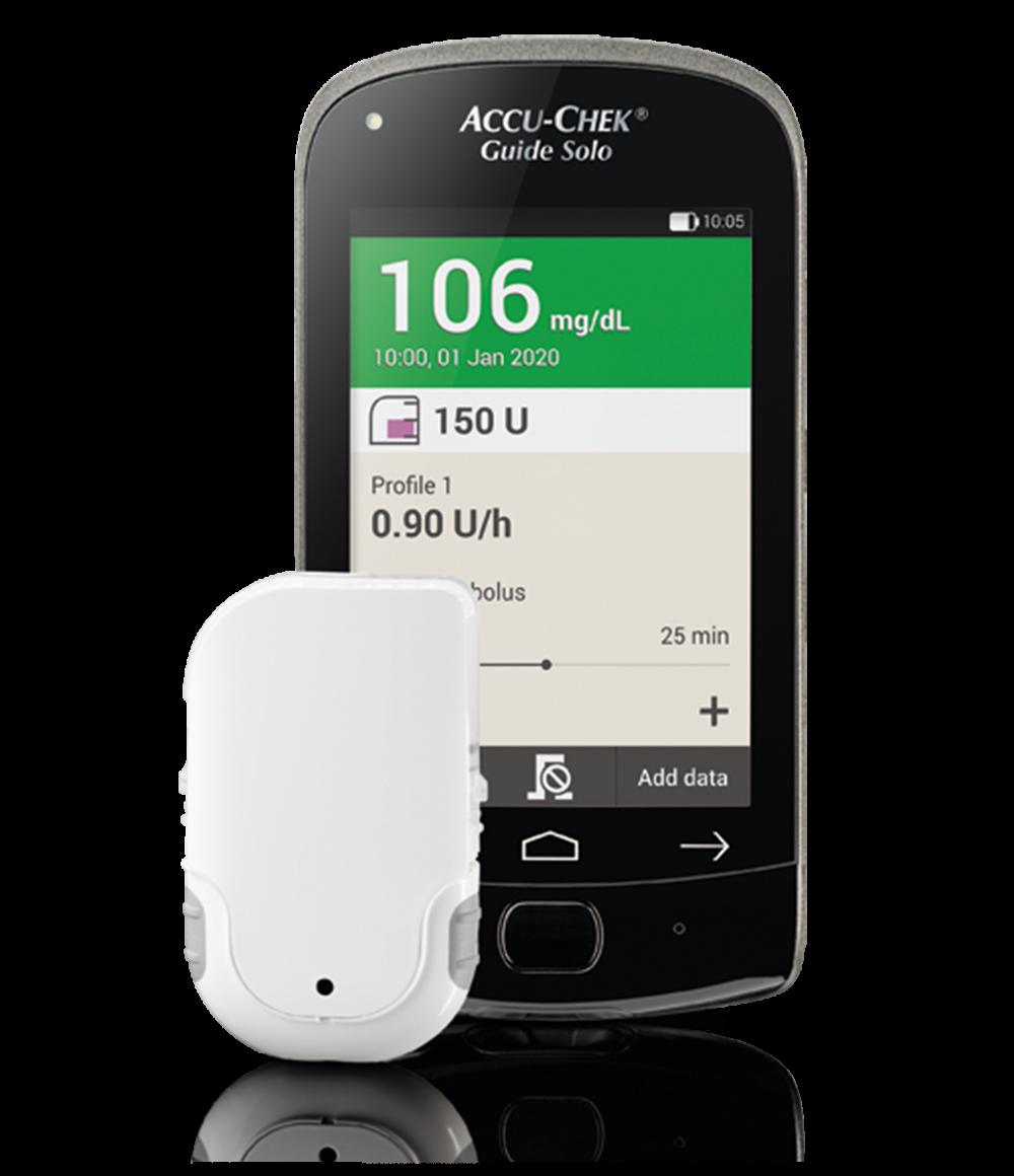 Accu-Chek® Solo micropump system